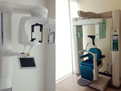Dental radiology equipment