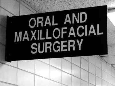 Oral surgery is offered at the UT Dentistry campus. Faculty members who are specialists in tooth removal, crowns, abcessed tooth, and other surgical needs.