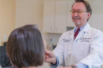 Dr. John Morehead, serves patients cosmetic, plastic and reconstructive surgery needs.