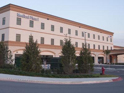 UT Health Westover Hills