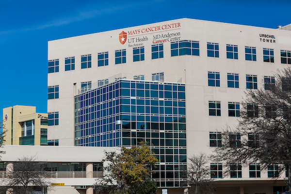 UT Health San Antonio MD Anderson Cancer Center