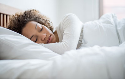 Obstructive sleep apnea can lead to a number of complications.