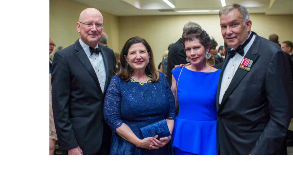 President's Gala honors Joe and Patty Robles