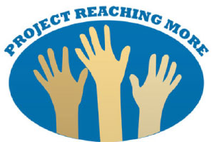 Project Reaching More Logo