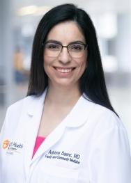 Adriana Saenz | UT Health San Antonio