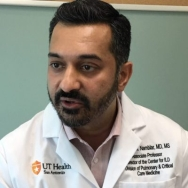 Anoop Nambiar | UT Health San Antonio