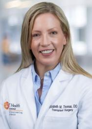 Elizabeth Thomas | UT Health San Antonio