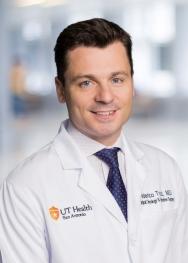 Federico Tozzi, M.D., UT Health San Antonio