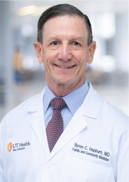 Byron Hepburn, MD | UT Health Physicians