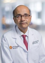 Ismail Jatoi, M.D., PhD, FACS, UT Health San Antonio