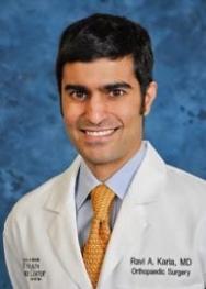 Ravi Karia | UT Health San Antonio