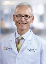Van King | UT Health San Antonio