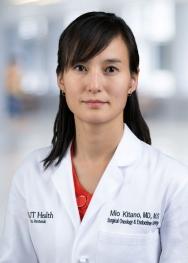 Mio Kitano, M.D., MS, UT Health San Antonio