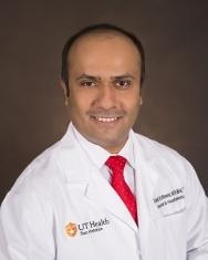 Saket Kottewar, M.D.   UT Health San Antonio