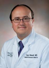 Diego Maselli | UT Health San Antonio