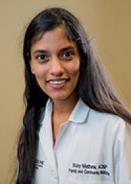 Ruby Mathew | UT Health San Antonio
