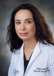 Prajna Sidhu | UT Health San Antonio