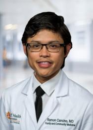 Ramon S. Cancino, MD, MS, FAAFP