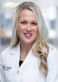Courtney Berger, CRNA