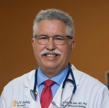 Carlos Roberto Jaen | UT Health San Antonio