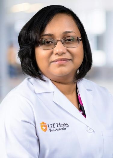 Bindu Sam   UT Health San Antonio