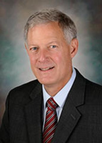 UT Health Science Center pediatric dentist Dr. Jeffrey Mabry