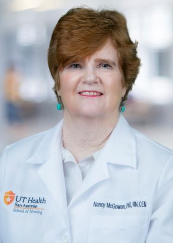 Dr. McGowan