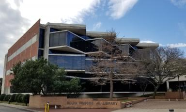 Dolph Briscoe Jr. Library