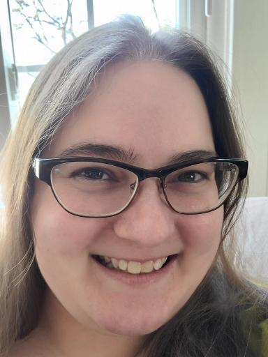 Respiratory care online master's student Carolyn Adams