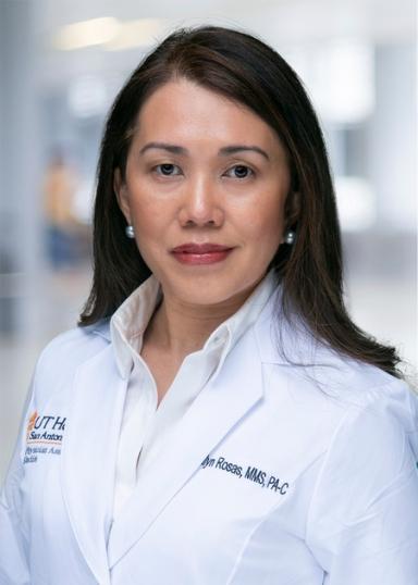 Rosalyn Rosas, MMS, PA-C