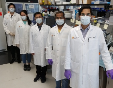 Dr. Yogesh Gupta and colleagues
