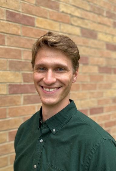 PT student Kevin Hamilton