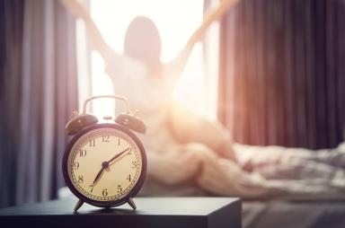 Morning wake up