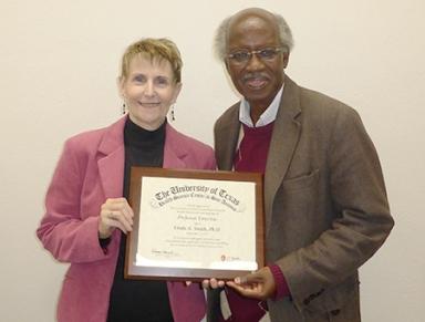 Linda A Smith, Ph.D., MLS, BB (ASCP)