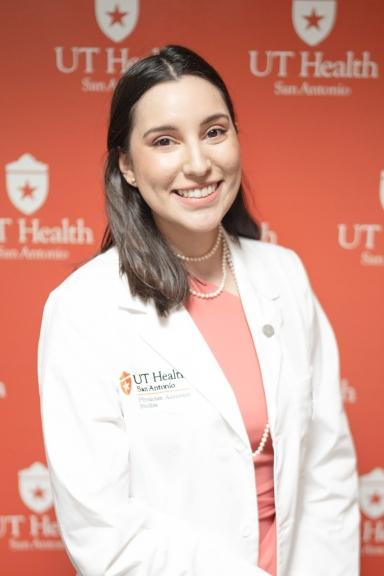 PA Studies student Samantha Gonzalez