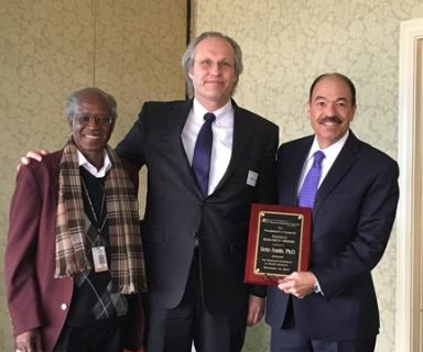 2015 George Kudolo Research Award
