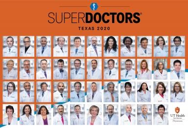 Texas' Super Doctors