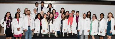 White Coat Ceremony Class 2019 Respiratory Care