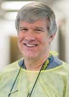 UT Health Science Center oral medicine expert Dr. Michaell Huber