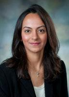 UT Health Science Center endodontist Dr. Nikita Ruparel