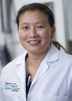 UT Health Science Center geriatric dentist Dr. Tam Van