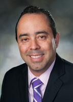 UT Health Science Center dentist Dr. Luis Yepes