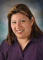 UT Health Science Center pediatric dentist Dr. Claudia Contreras