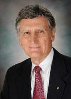 UT Health Science Center endodontist Dr. Jack Martin
