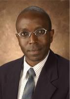 UT Health Science Center orthodontist Dr. Peter Gakunga