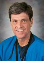 UT Health Science Center oral surgeon Dr. Jack Vizuete