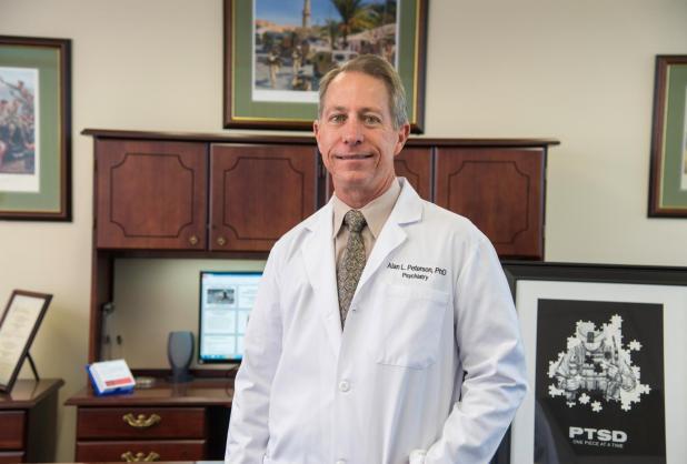 Alan Peterson, Ph.D., ABPP - UT Health San Antonio