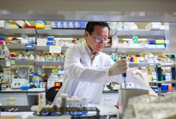 Dr. Rong Li, molecular biologist - UT Health San Antonio