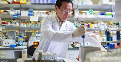 Dr. Rong Li molecular biologist
