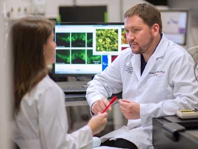 Dr. Michael Beckstead UT Health Science Center UTHSCSA